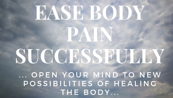 Ease Body Pain Successfully